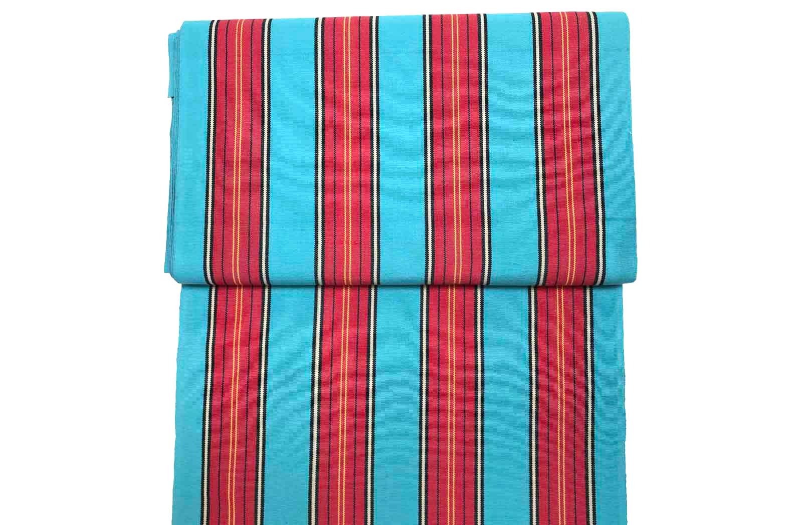 Replacement Deck Chair Slings light blue, red