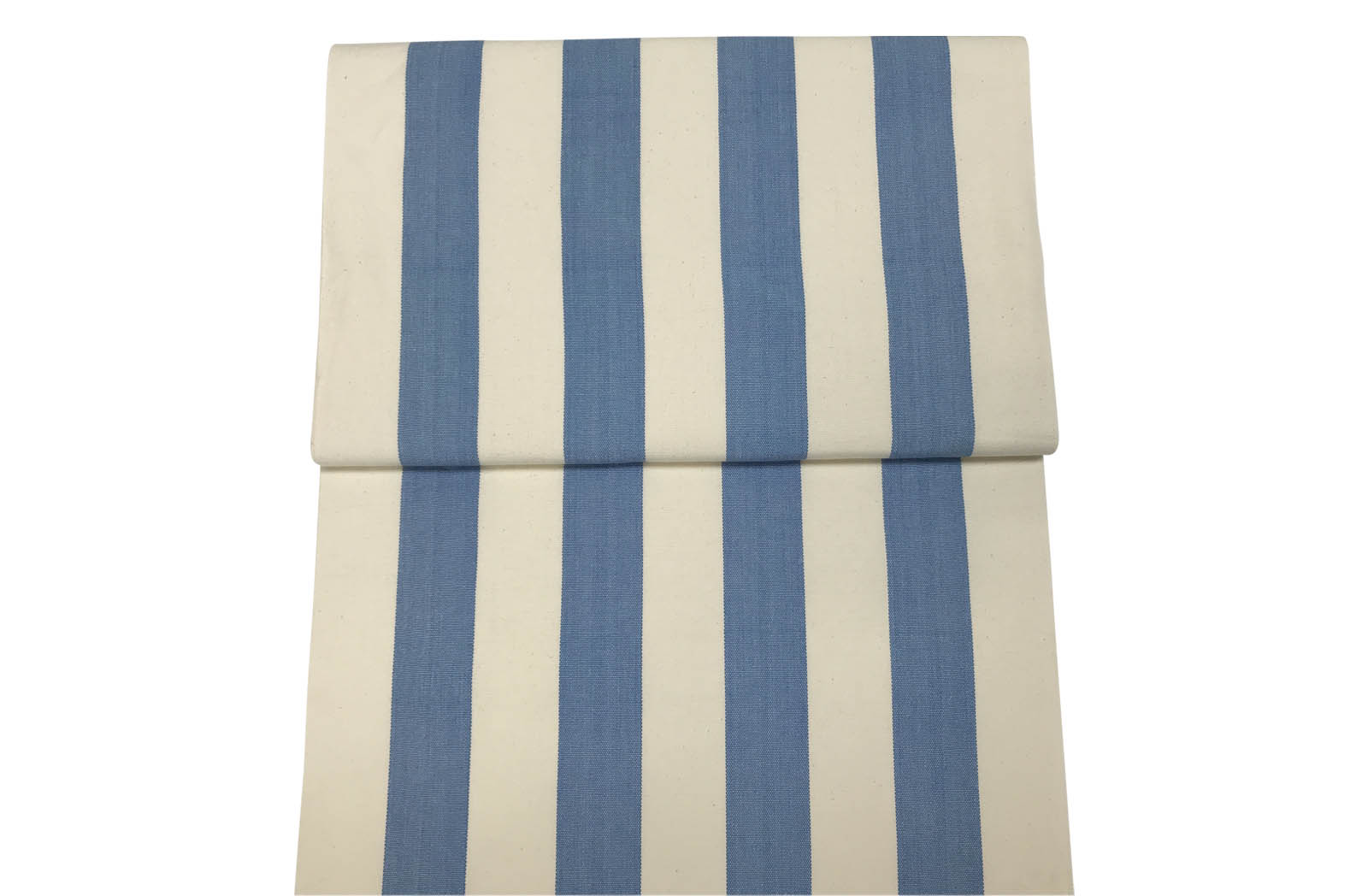 Replacement Deck Chair Slings Sky blue and white