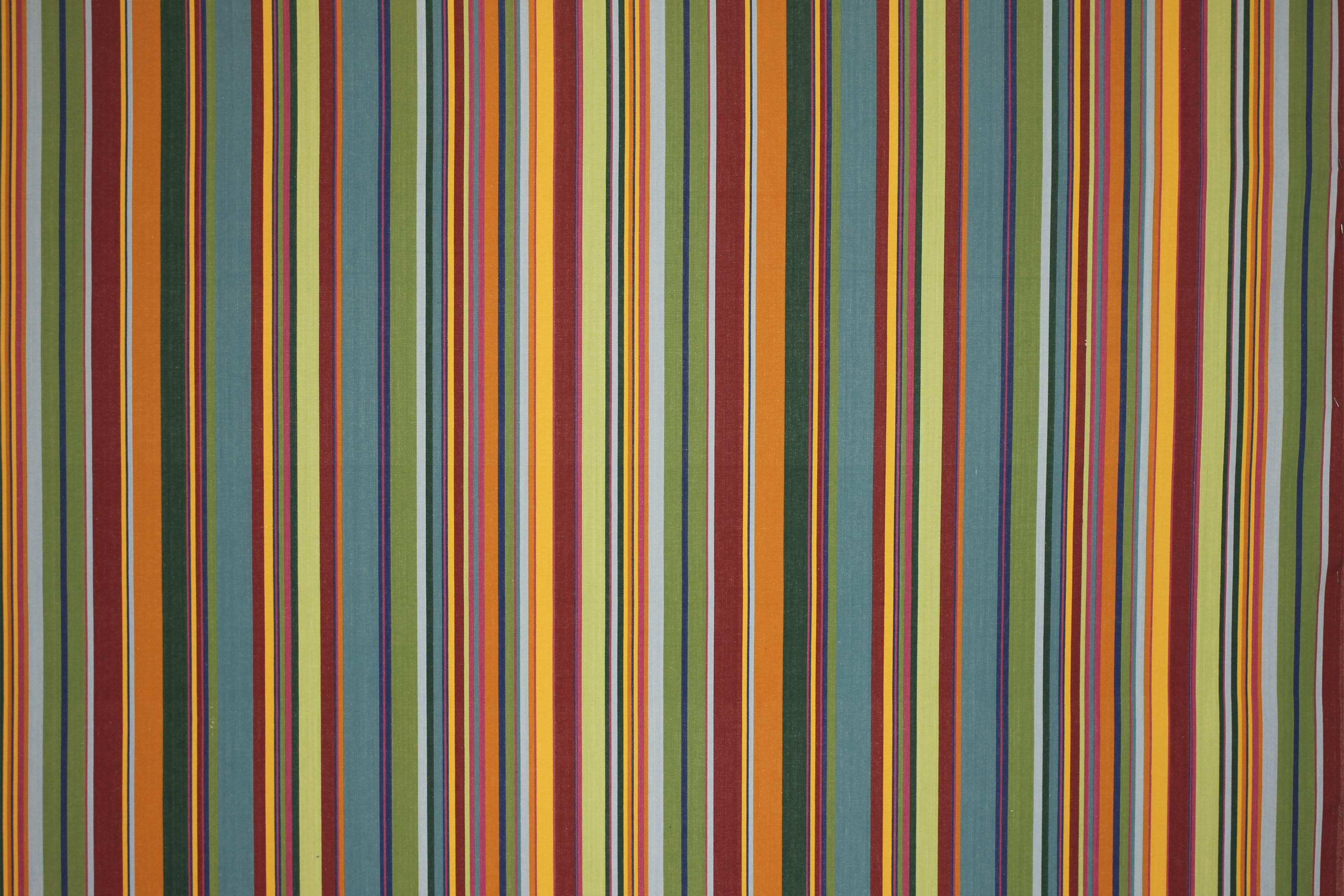 Bottle Green and Red Striped Fabric | The Stripes Company United ...