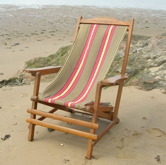 Deckchair Canvas