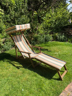 Replacement Edwardian Deck Chair Covers