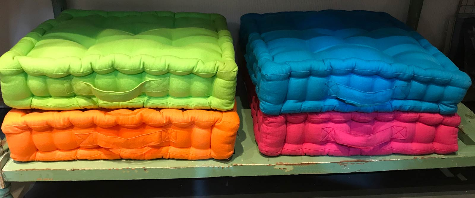 45cm Square Box Cushions