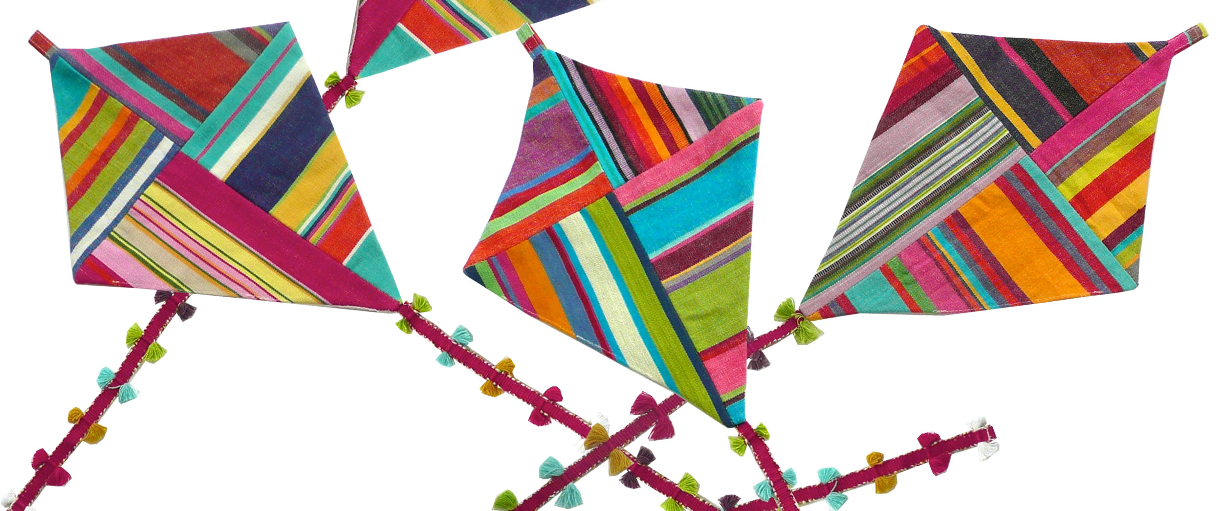 Kids Room Accessories | Kite Hangers | Kite Bunting