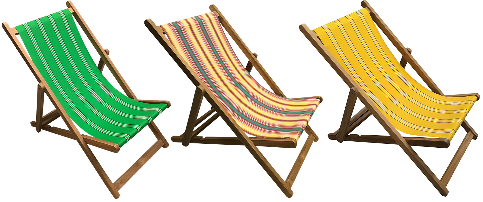 Deckchairs | Buy Folding Wooden Deck Chairs