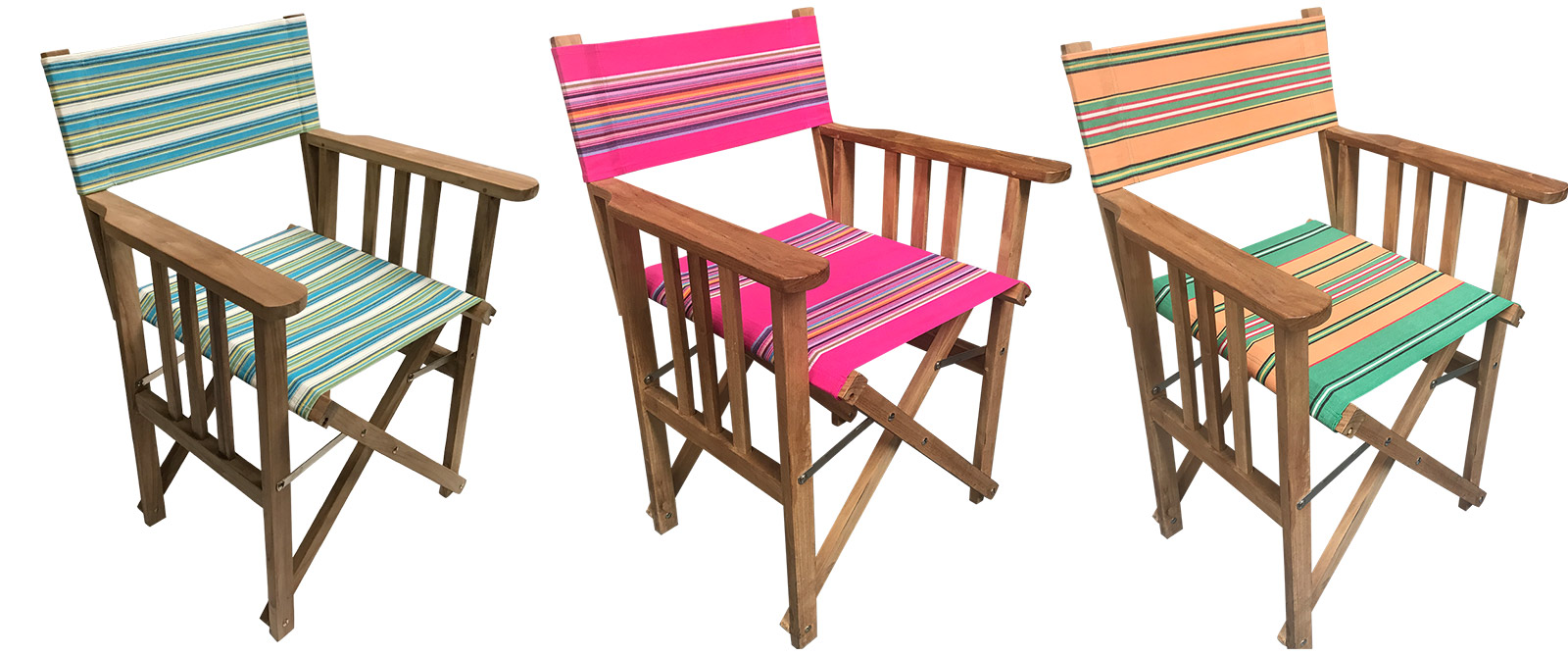 The Stripes Company Striped Fabrics Stripe Deckchair
