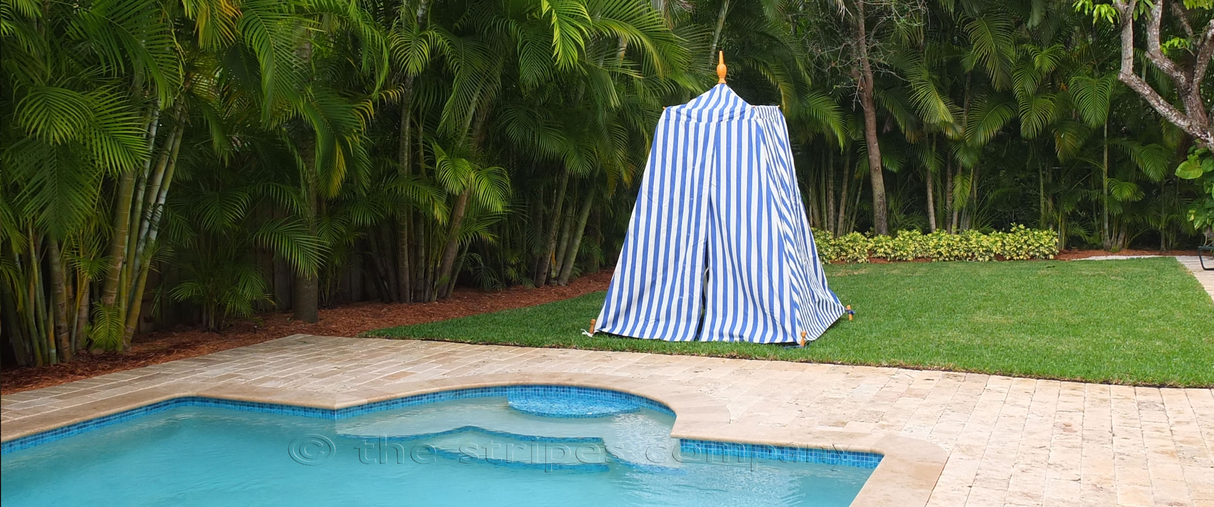 Empire Bathing Tent