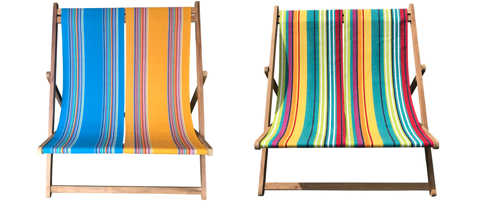 Double Deckchairs