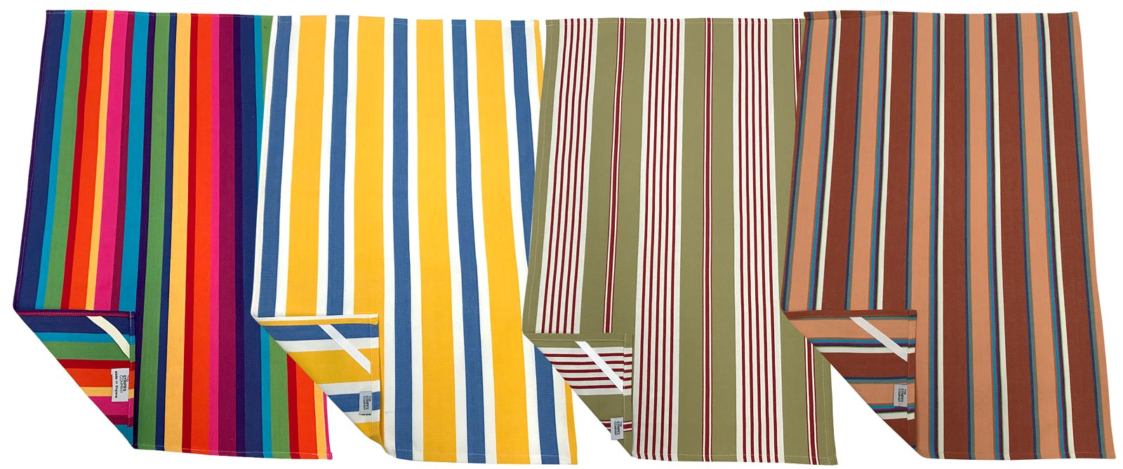 Stripe Tea Towels | Striped Teatowels
