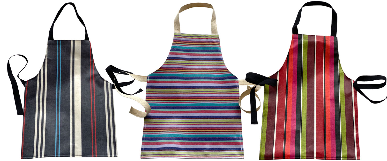 Toddlers PVC Oilcloth Aprons