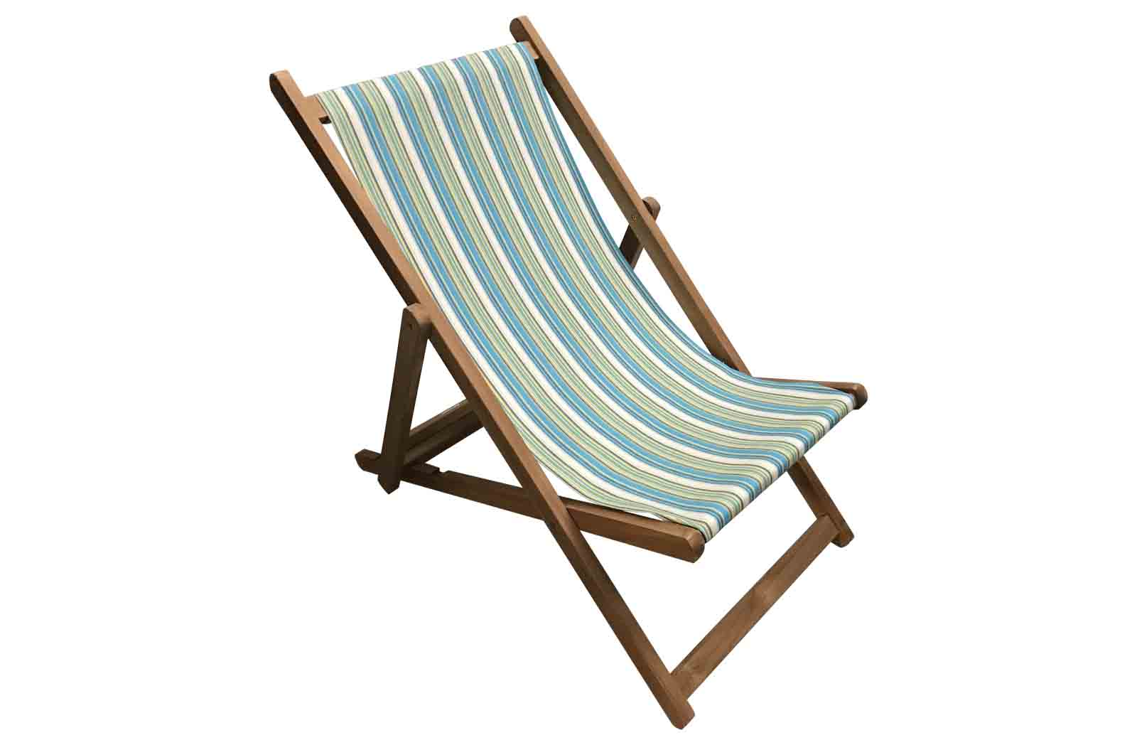 Beautiful Aquatics Teak Deck Chairs