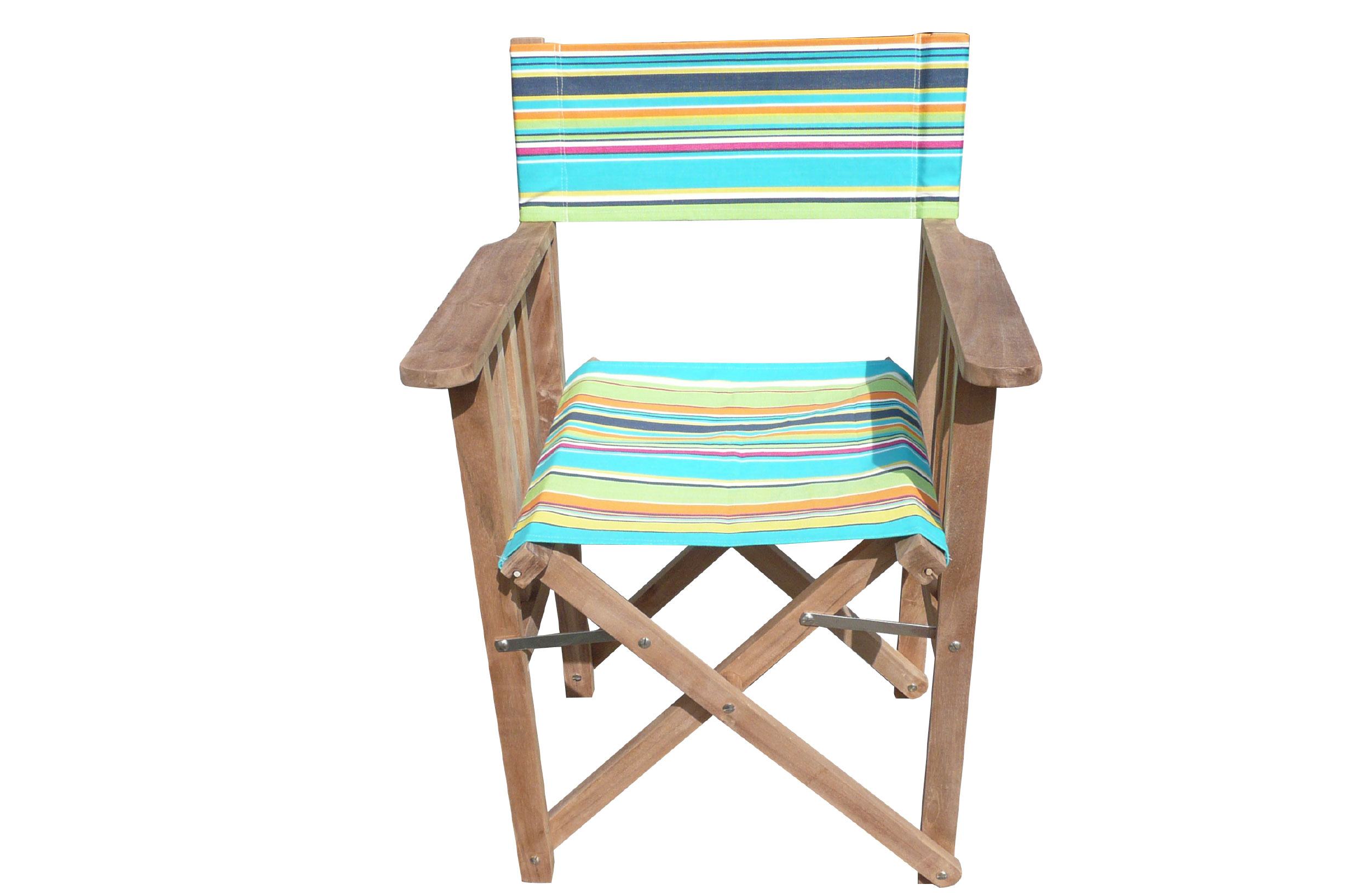 Athletics Teak Directors Chairs