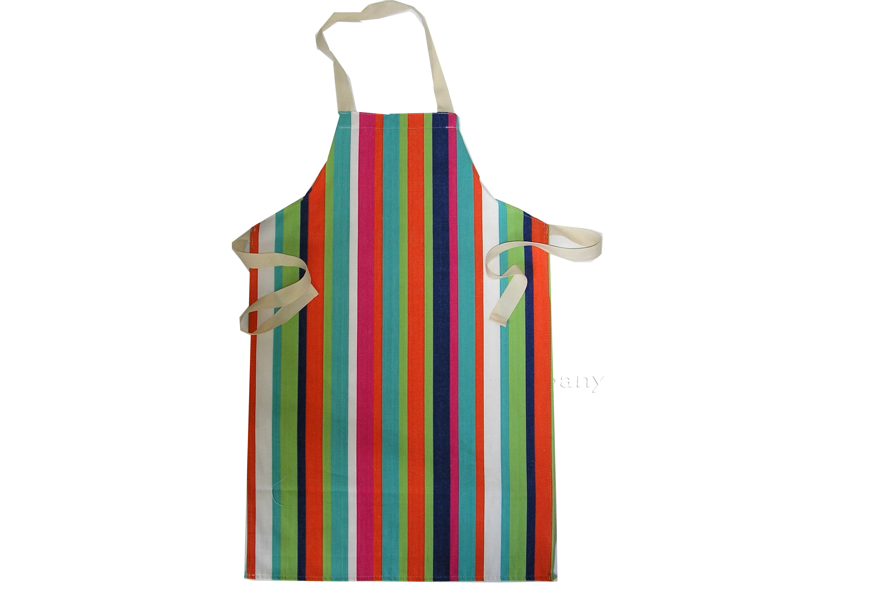Navy Striped Kids Aprons | Aprons for Children Abseiling Stripe