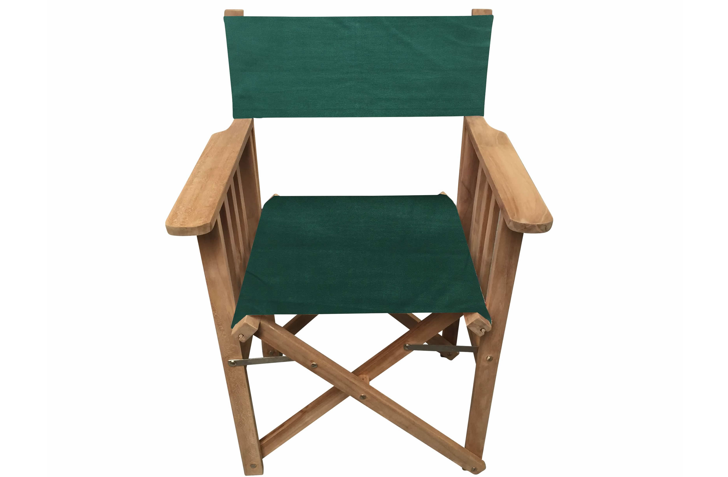Dark Green Directors Chair