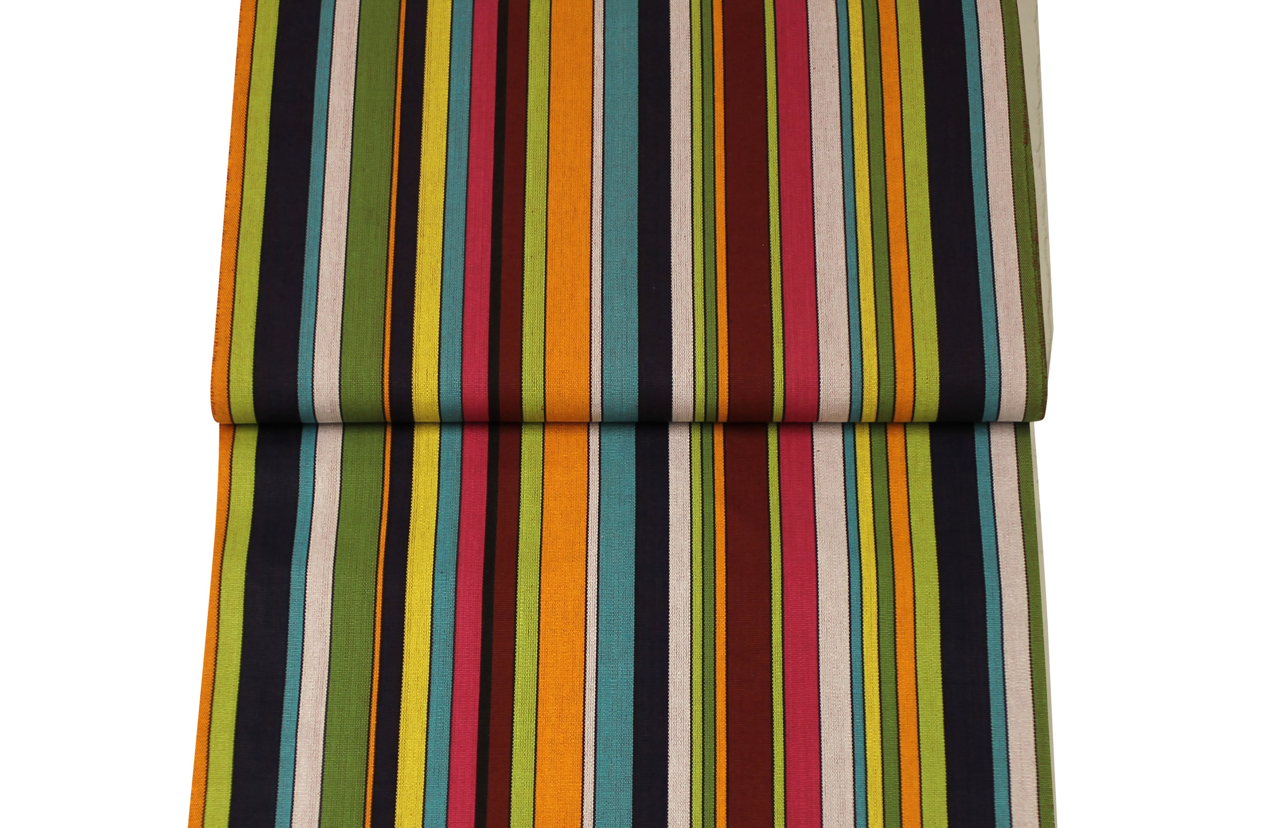 Rainbow Stripe Deckchair Canvas