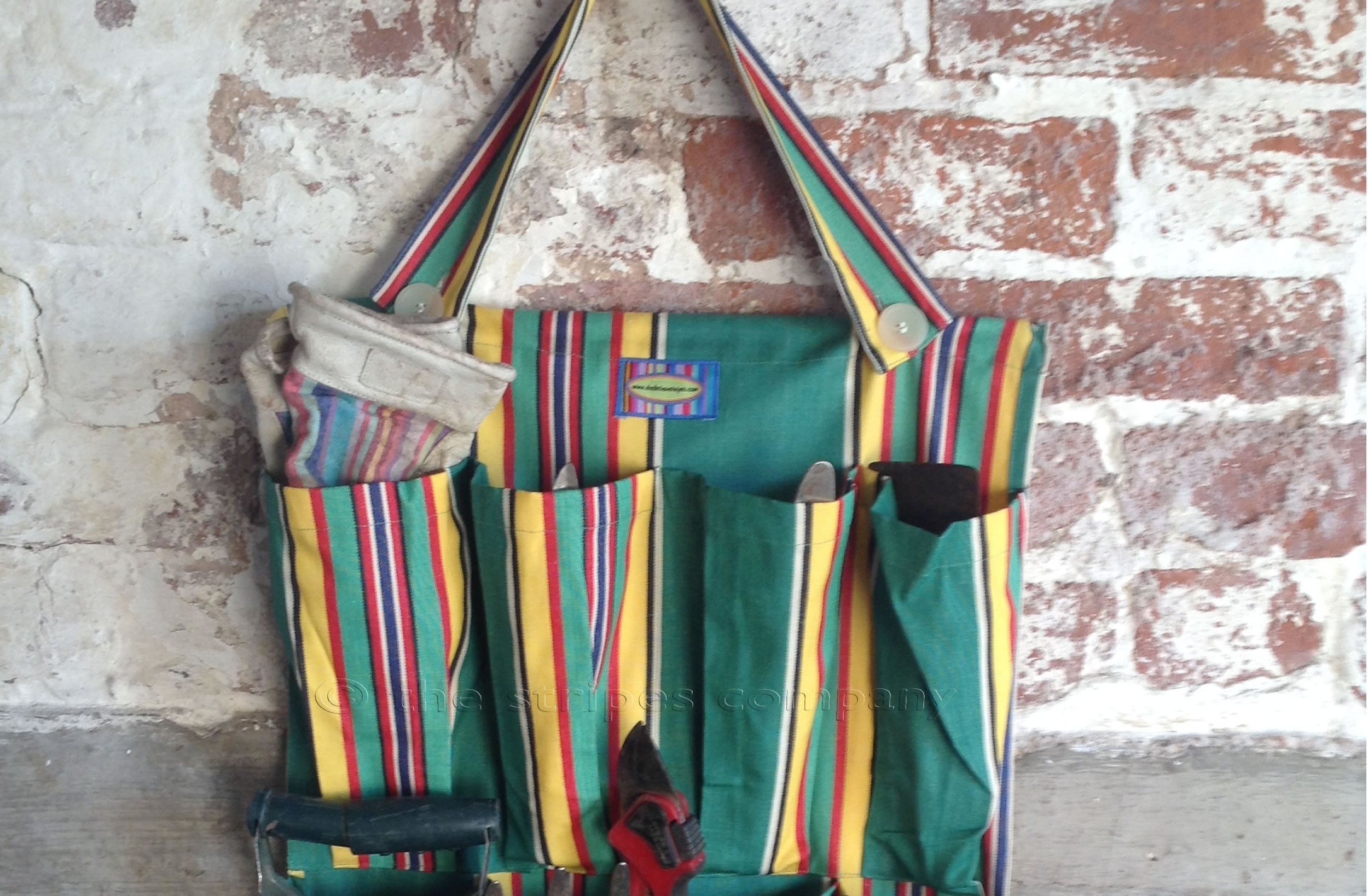 green, yellow, red, - Hanging Pocket Organisers | Hanging Storage Organiser Tidy