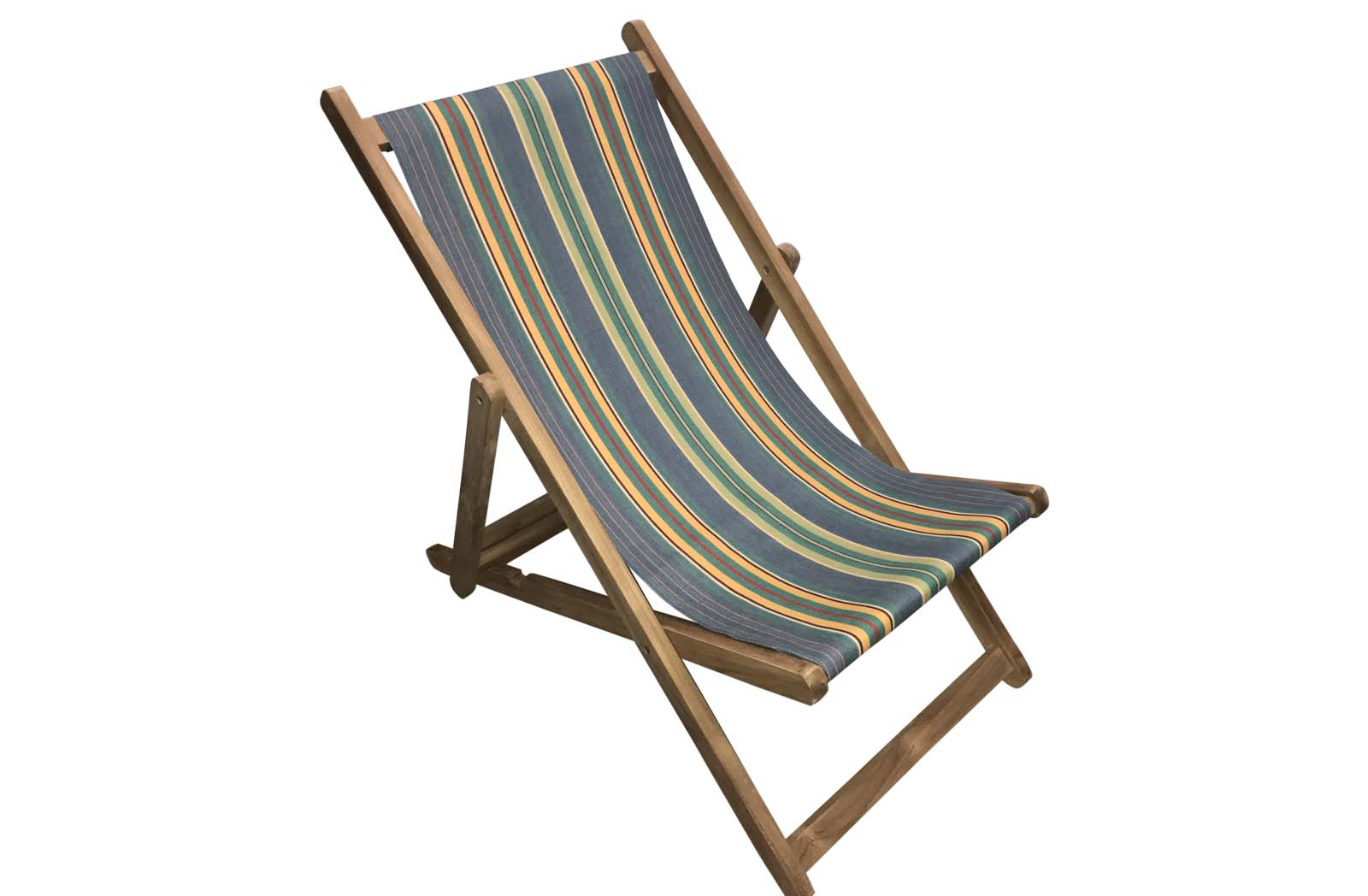 Deckchairs | Buy Folding Wooden Deck Chairs Sky blue, jade green