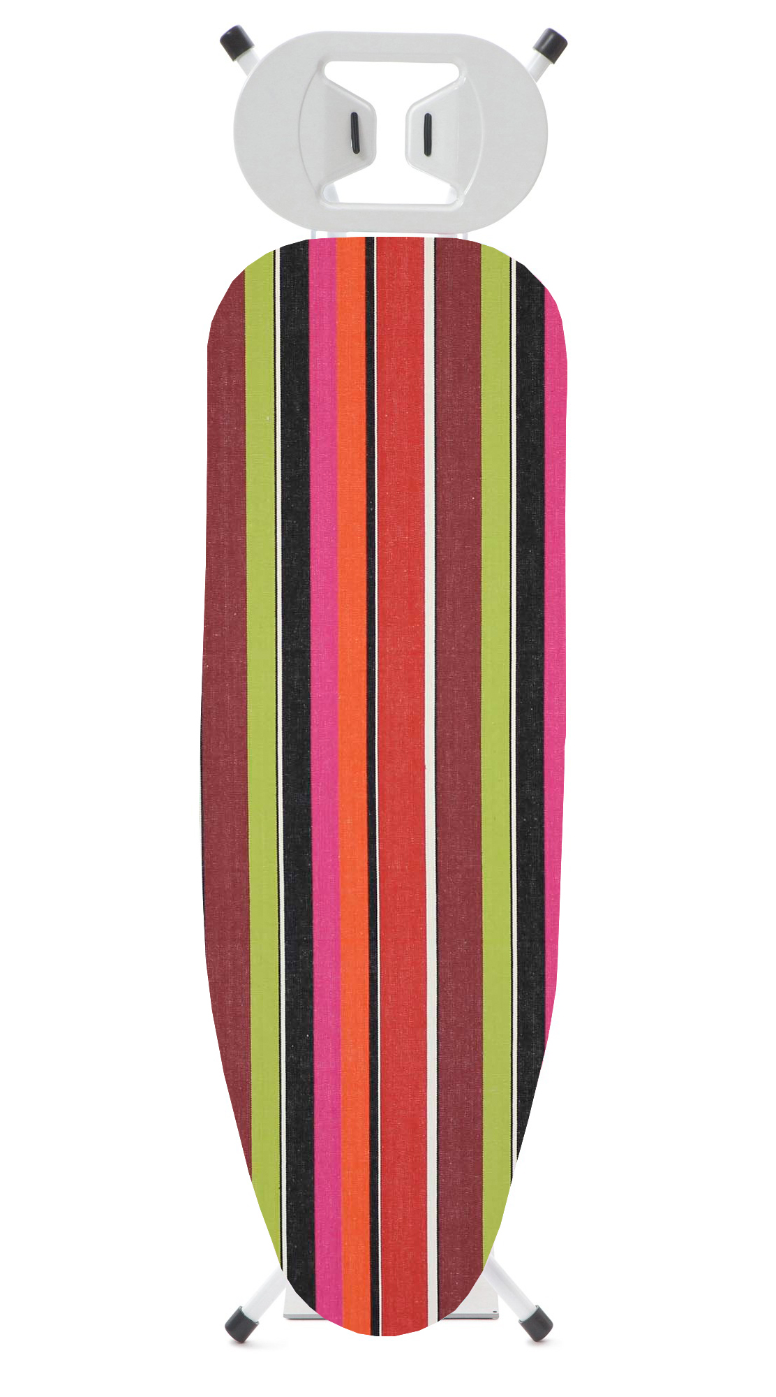 Fuschia Striped Ironing Board Covers | Deckchair Stripe Covers for Ironing Boards  Hunting Stripes