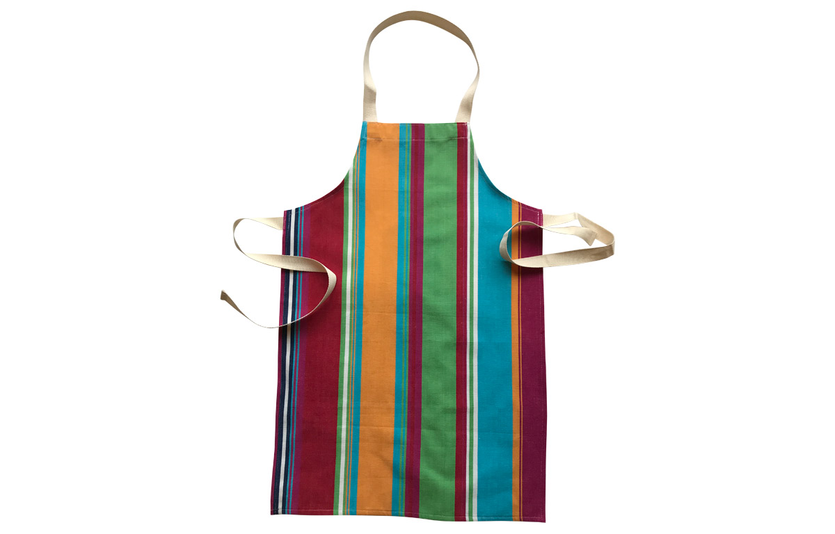 Pink Striped Kids Aprons | Aprons for Children Pink Stripes