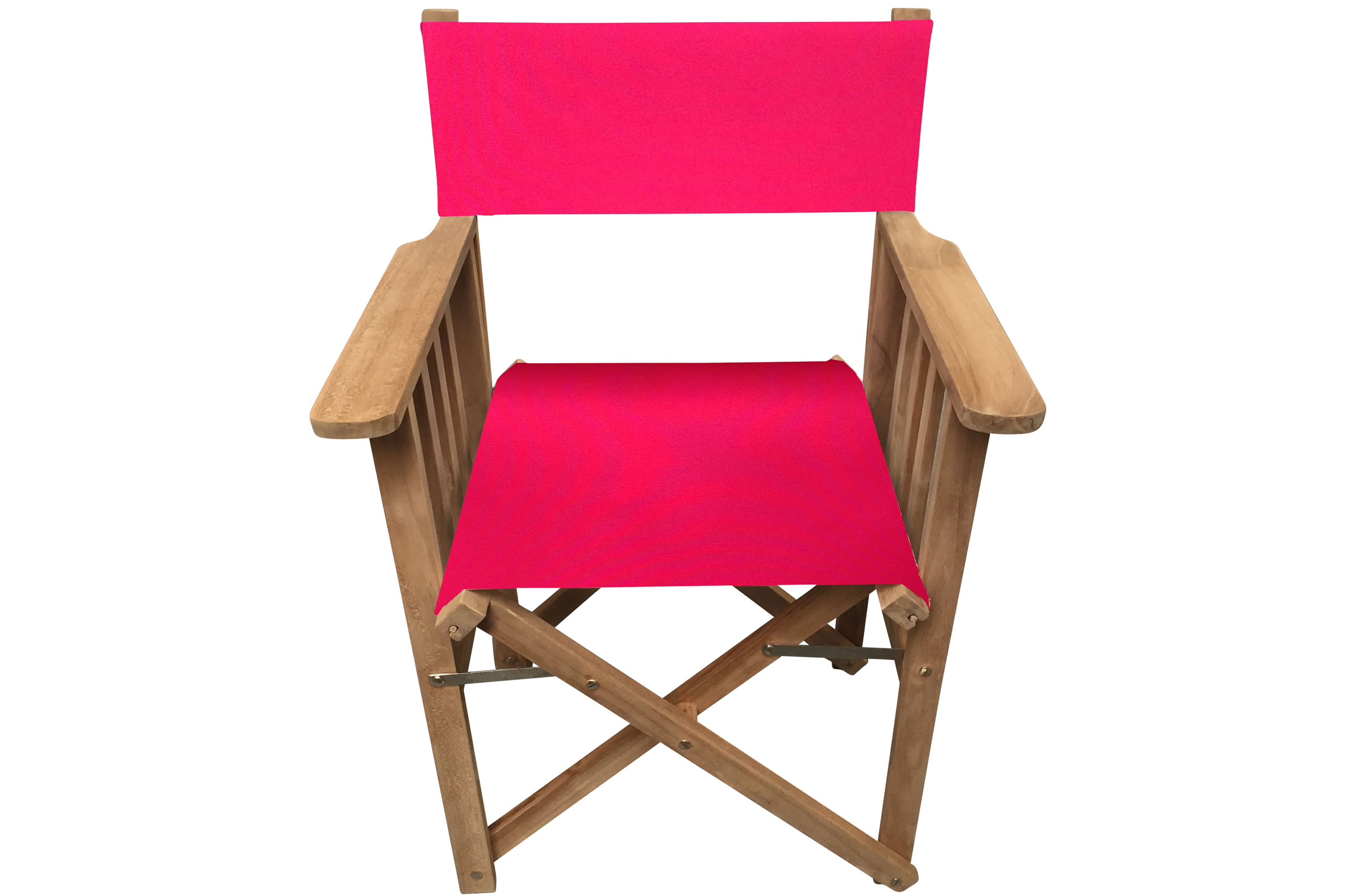 red- Directors Chairs