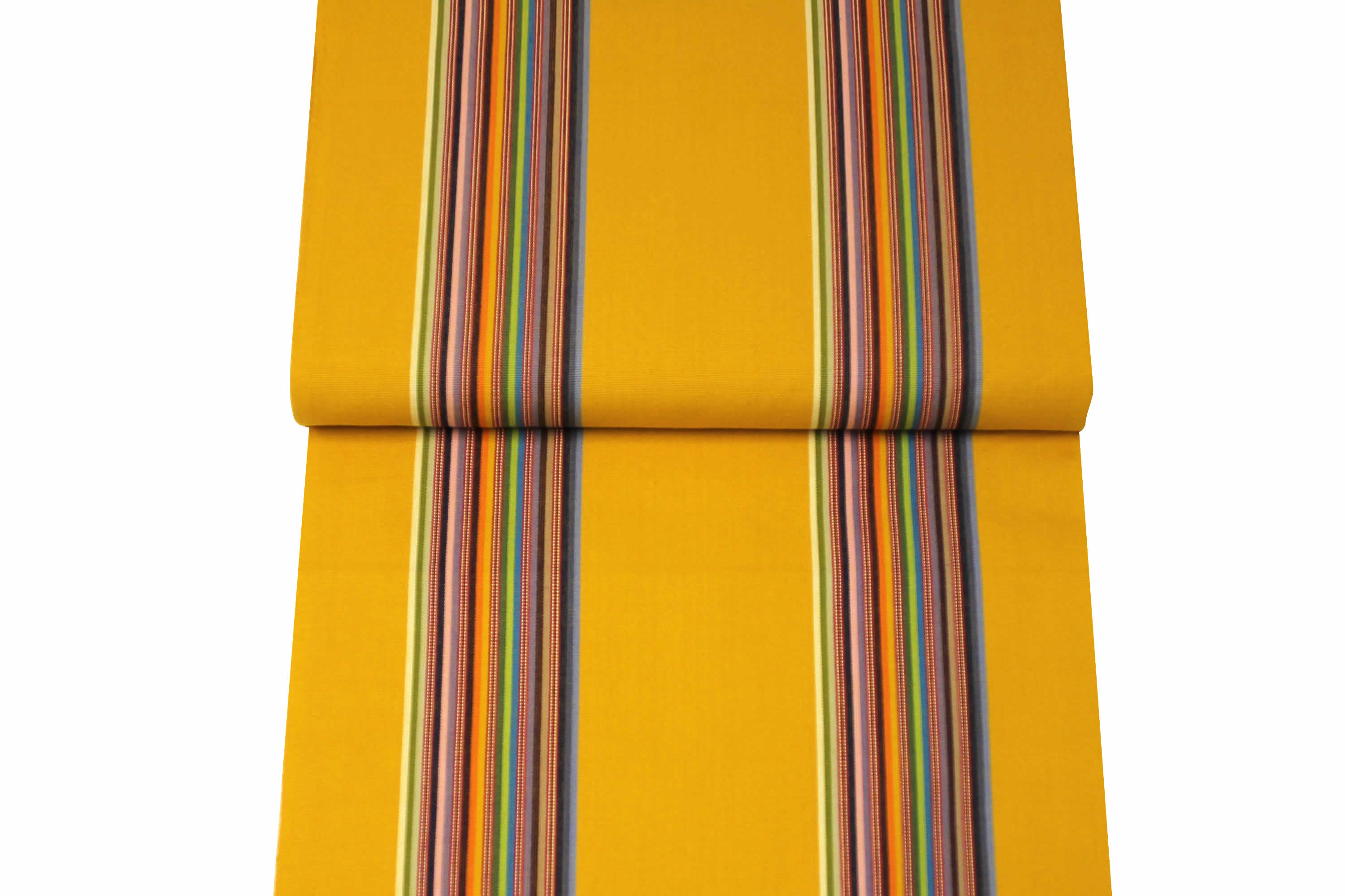 Yellow Replacement Deck Chair Sling - Butterfly