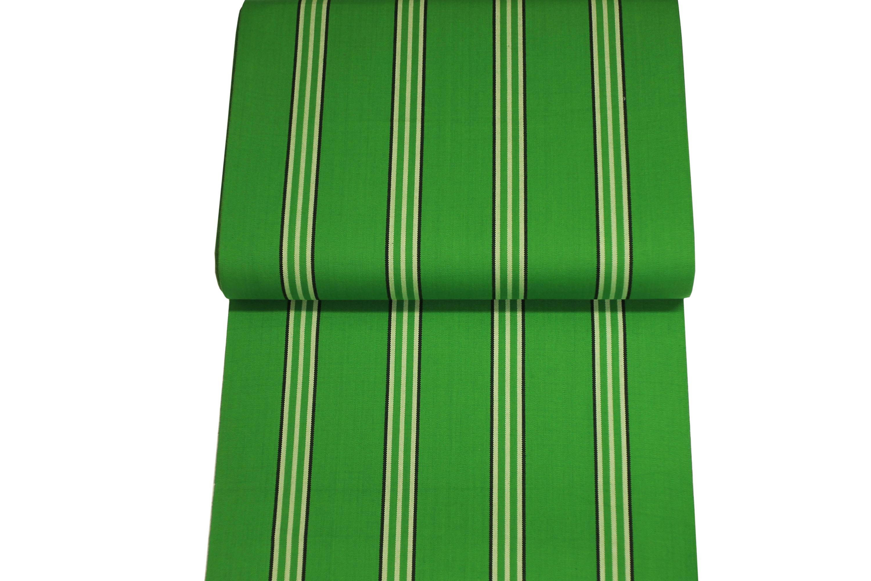 Emerald green Replacement Deck Chair Sling - Rounders