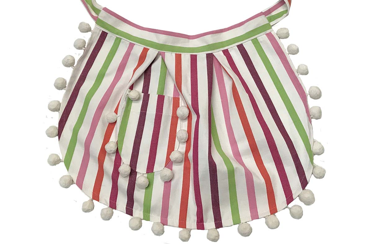 Striped Waist Aprons from The Stripes Company