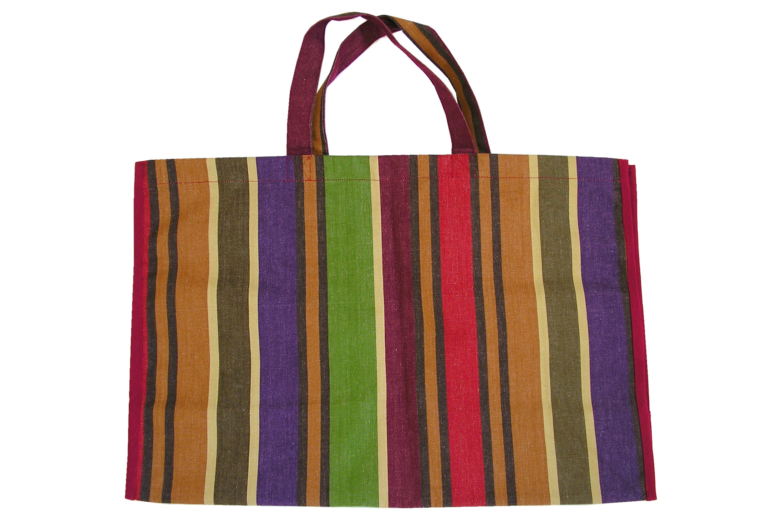 Striped Beach Bags - Yoga Stripes