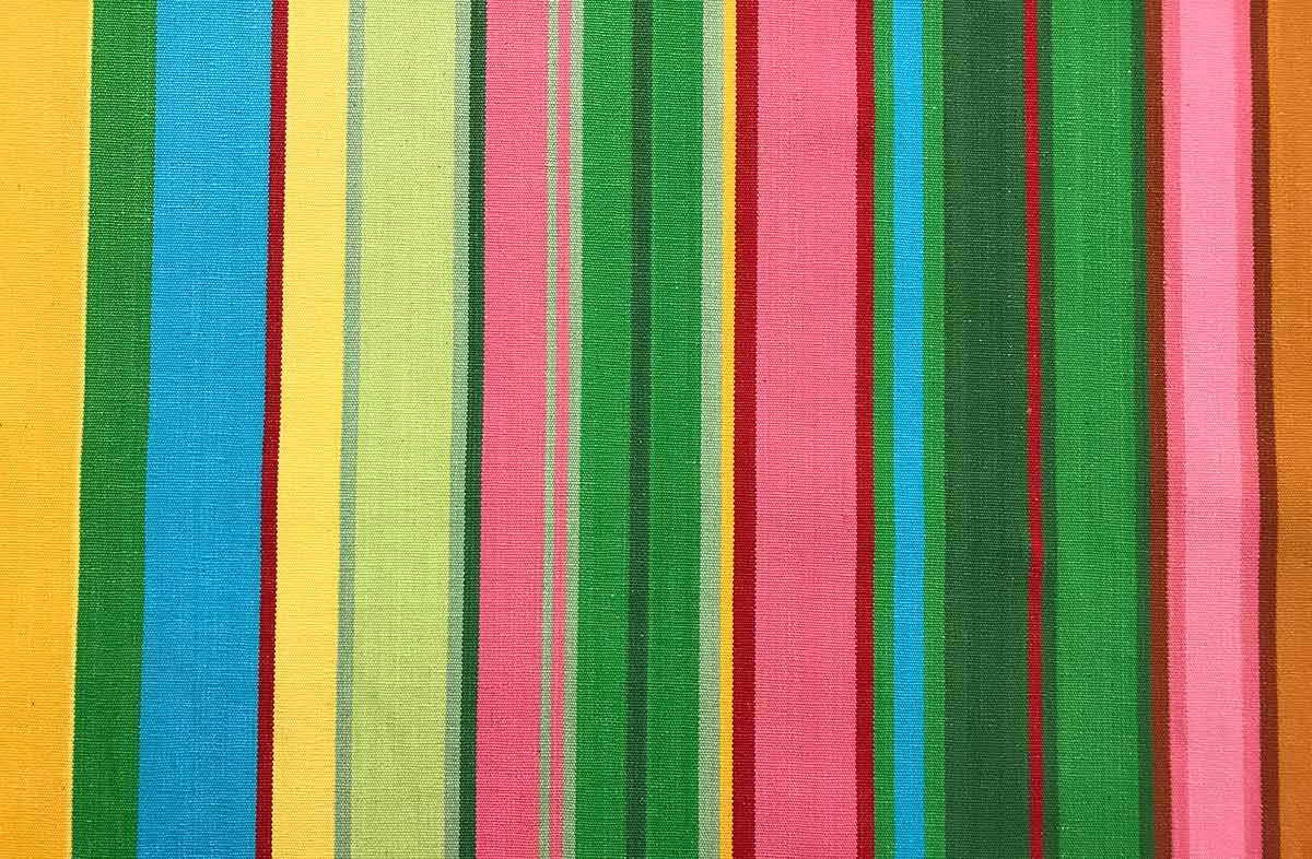 pink, green, turquoise - Striped Fabrics | Stripe Cotton Fabrics | Striped Curtain Fabrics | Upholstery Fabrics