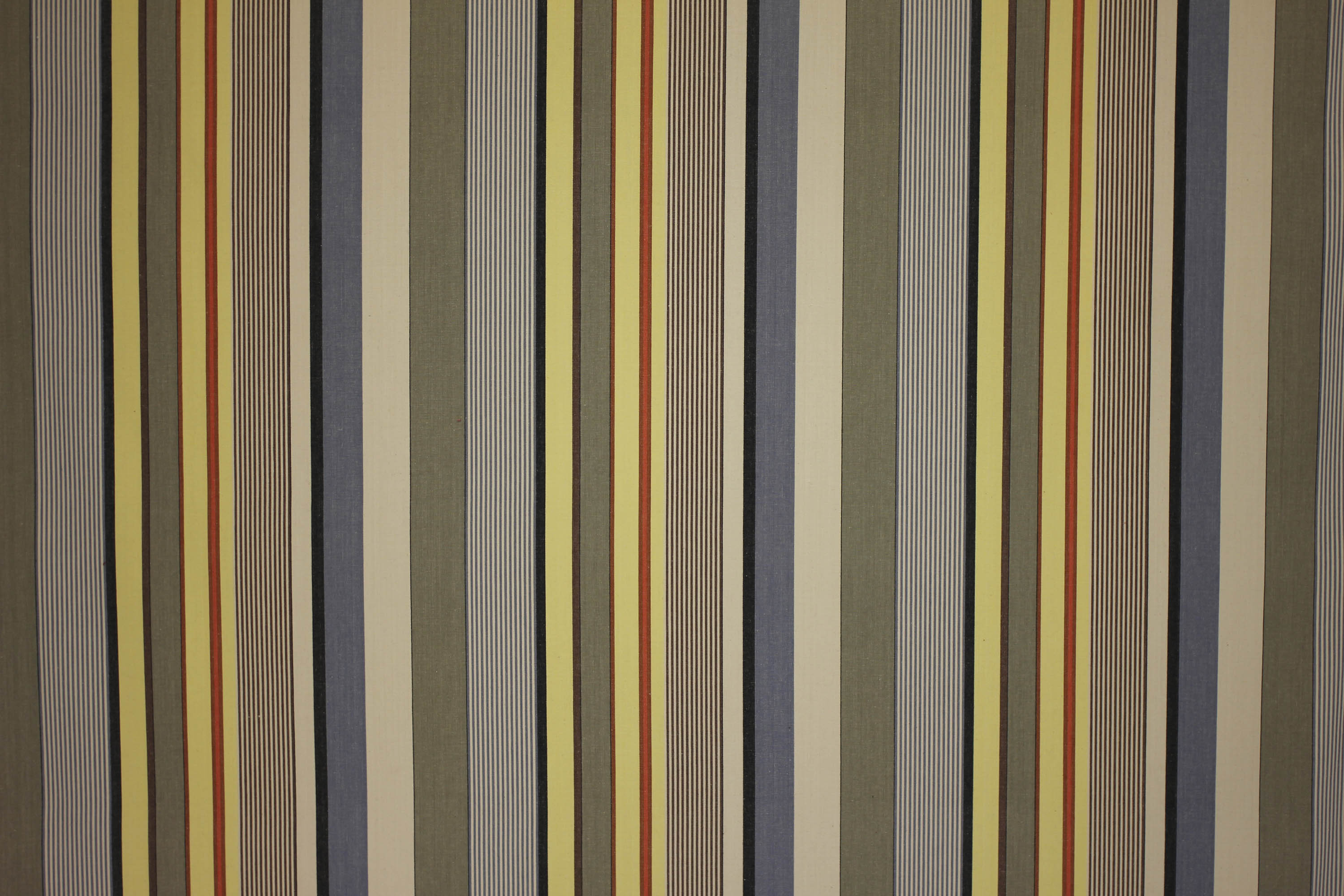 Pilota Beige Striped Fabric