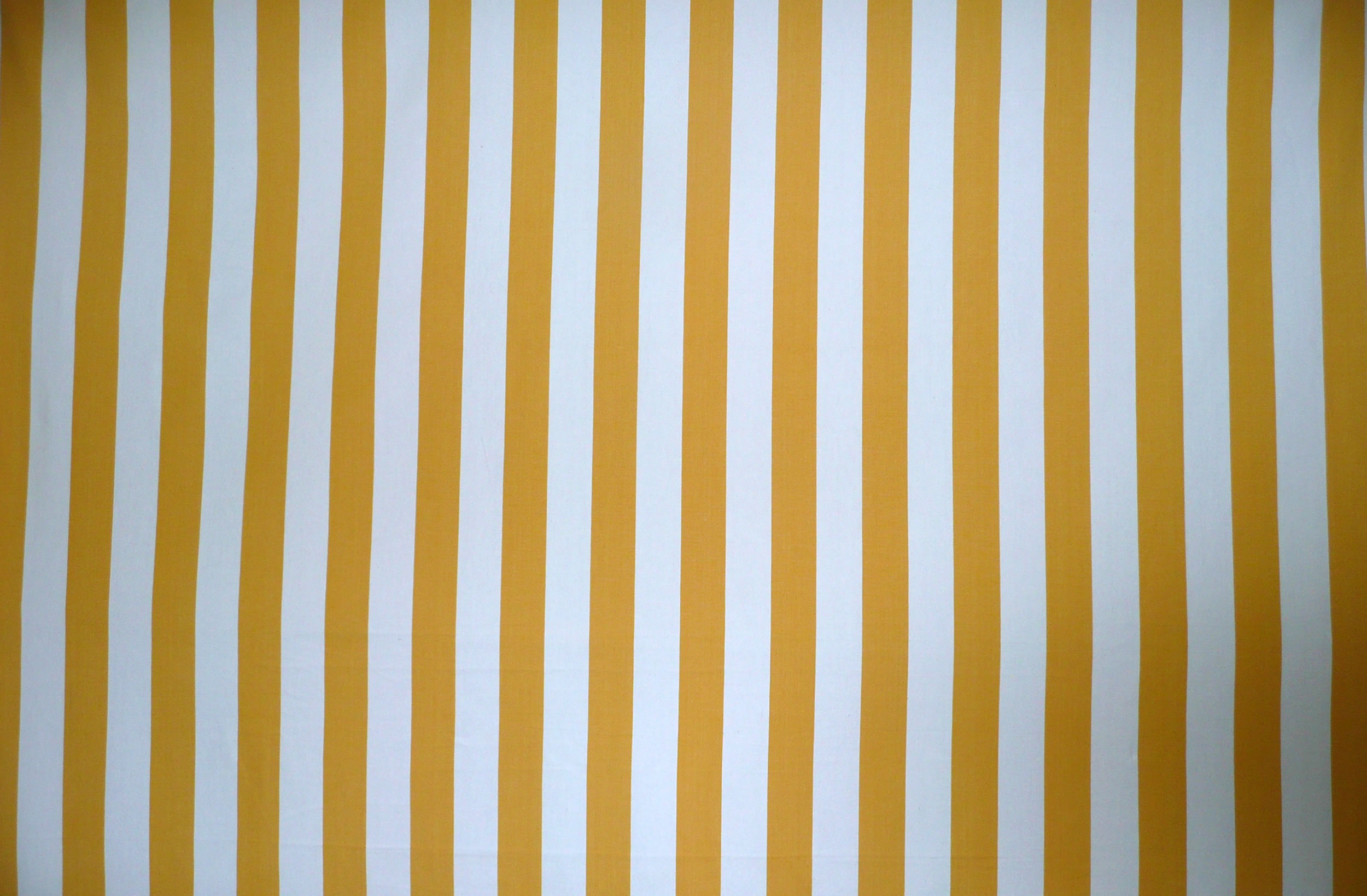 Yellow White Striped Fabrics Striped Curtain Upholstery Fabrics
