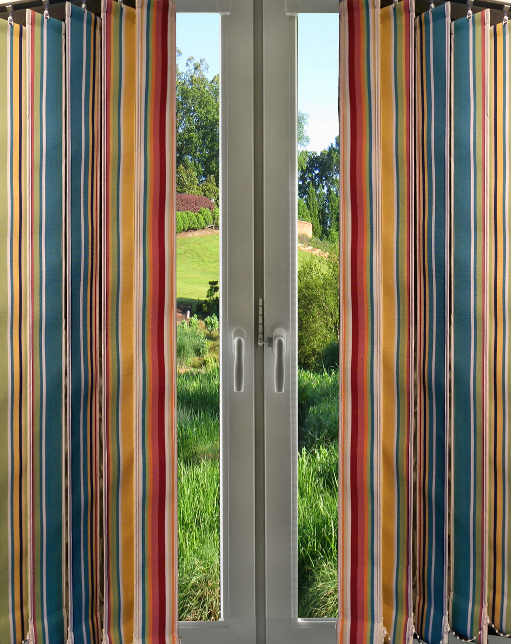 Vertical Blinds striped vertical blinds | the stripes company uk