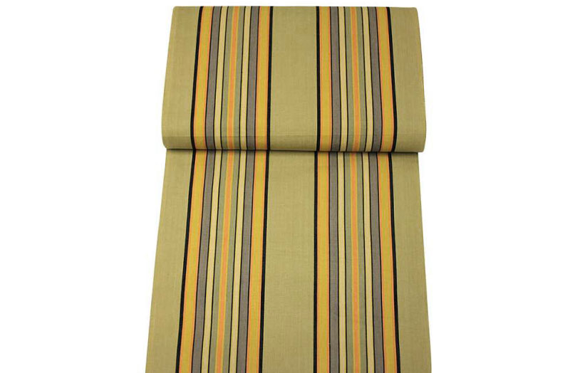 khaki deckchair canvas vintage deckchair fabric kickball
