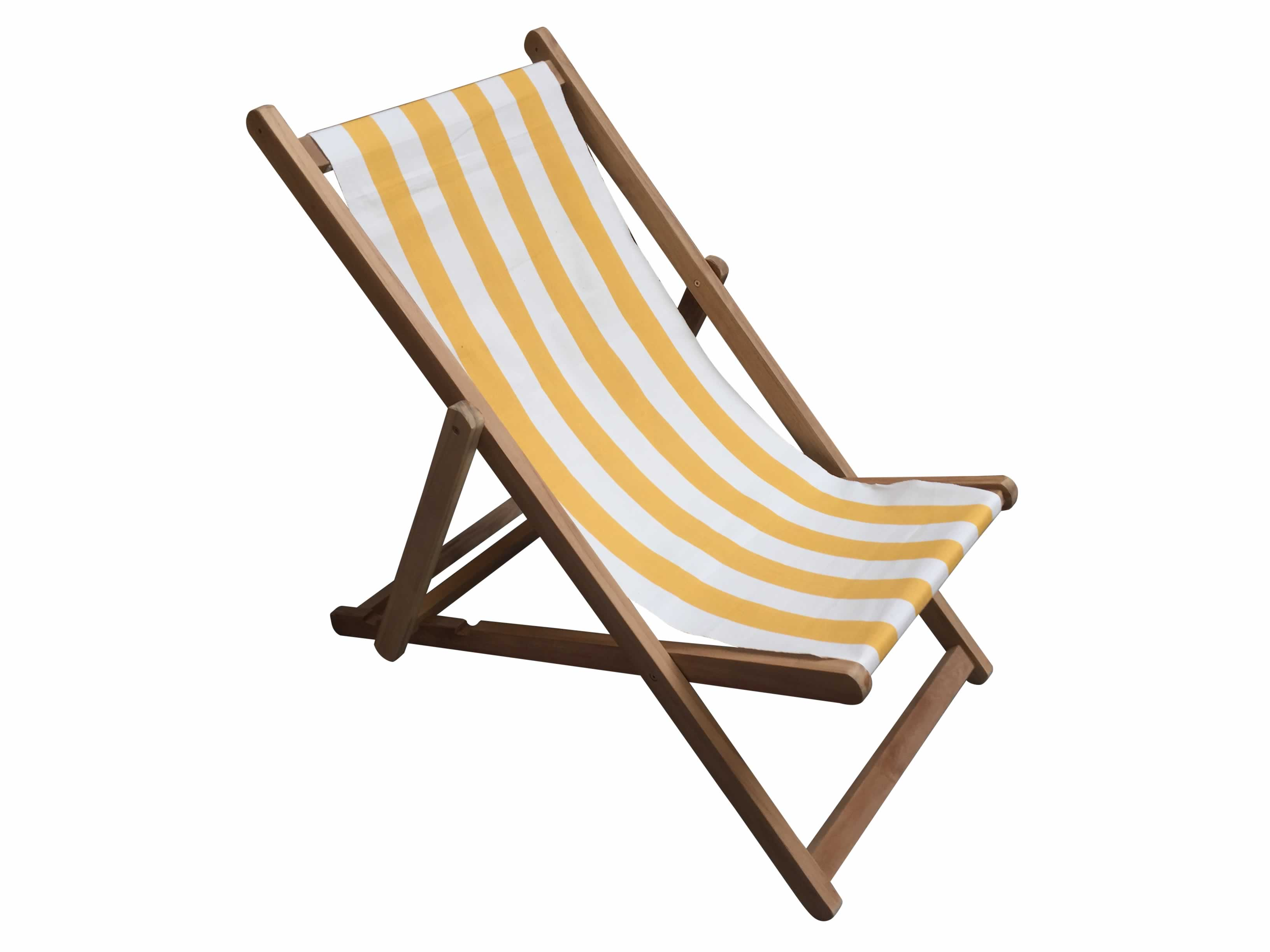 Delightful Deckchairs | Buy Folding Wooden Deck Chairs | The Stripes Company United  States